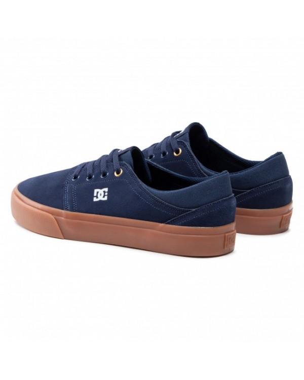 Zapatillas DC shoes Trase S navy gum