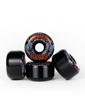 Ruedas skateboard de las mejores marcas del mundo del skate.